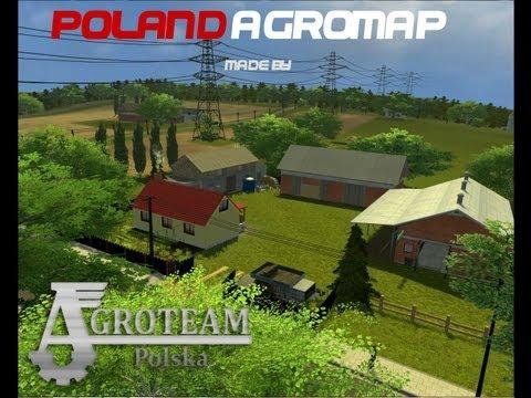 Poland Agromap v1.0