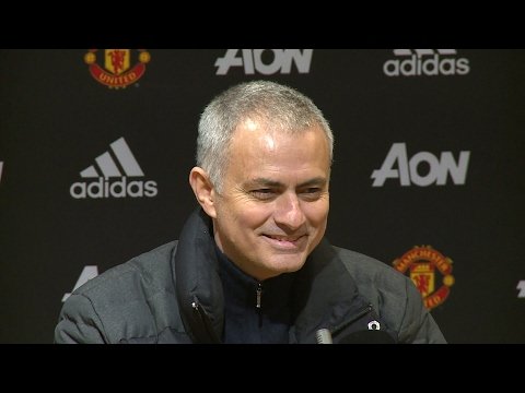 Manchester United 2-0 Watford - Jose Mourinho Full Post Match Press Conference (видео)