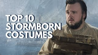 A countdown on the Top 10 Most Compelling Costumes from Game of Thrones Season 7 Episode 2, Stormborn. Major Spoilers!