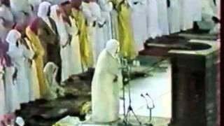 سورة القمر - الشيخ علي جابر (رحمه الله) - تراويح 1407