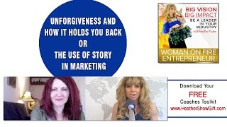 Episode #80: How the POWER of your story will catapult you to being an influencer in your industry|b