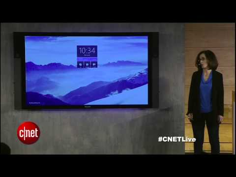 Hình ảnh Trực tiếp buổi giới thiệu Windows 10