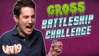 Video We Took Shots of Bugs, Cat Food, and More! 🤮 GROSS BATTLESHIP CHALLENGE! MP3, 3GP, MP4, WEBM, AVI, FLV Maret 2019