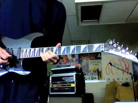 Jackson Dinky USA VS. Fender Stratocaster Classic Floyd/ Xavier Paladian