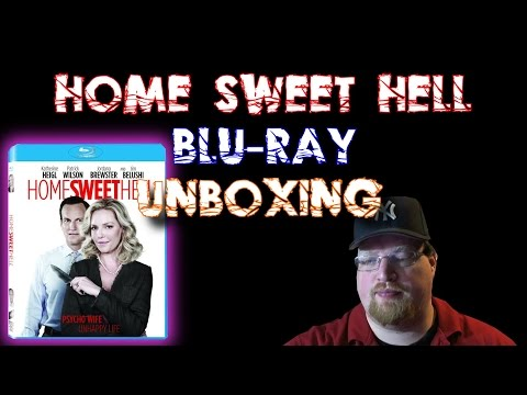 Home Sweet Hell Blu-Ray Unboxing