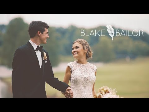 Father of the Bride will Make You Cry | Oklahoma wedding video (видео)