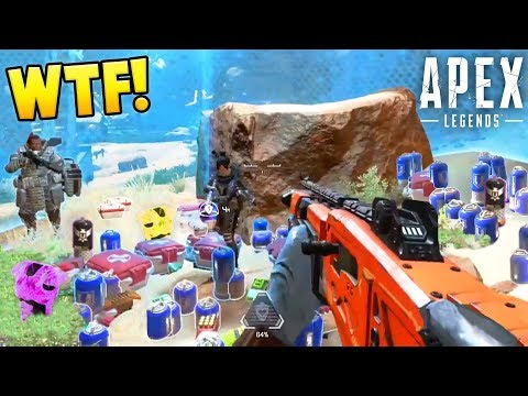 Funny clips - APEX LEGENDS: BEST Funny & Epic Moments! #13