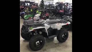 6. 2018 Polaris Sportsman 450 Utility Edition