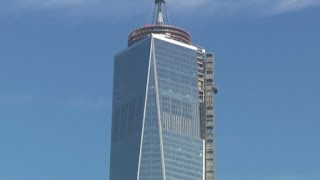 Inside the new 1 World Trade Center
