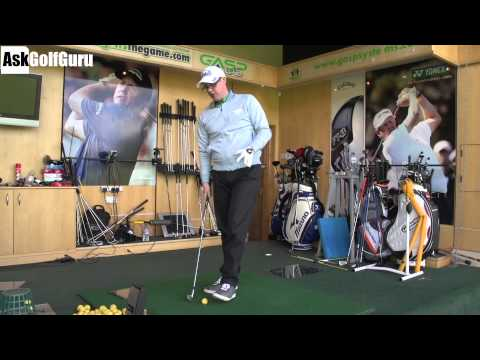 Hip Turn Golf Swing Golf MTRX iPhone App