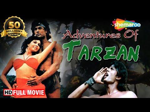 Adventures Of Tarzan (HD) Full Hindi Movie - Kimmy Katkar - Hemant birje -  Romantic Hindi Movie