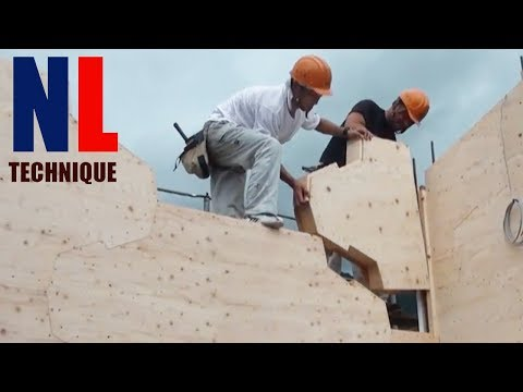 World of Amazing Modern Technology and Skilful Workers Making Construction Simple and Effective ▶2