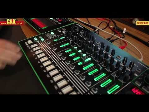 roland - Subscribe to GAK Vision for daily video demos and features - http://www.youtube.com/subscription_center?add_user=GAKVision Watch this video in my Pro Audio p...