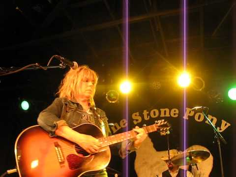 Lucinda Williams-Factory-Stone Pony Asbury Park,NJ 6/11/2014