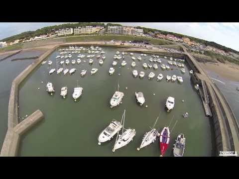 Saint-Michel-Chef-Chef Drone Video