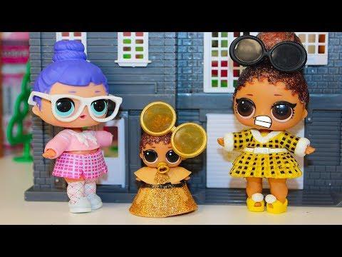 Куклы ЛОЛ ШКОЛА Получила Двойку Мультик про Куклы ЛОЛ сюрприз Игрушки ЛОЛ Сарприсе Декодер