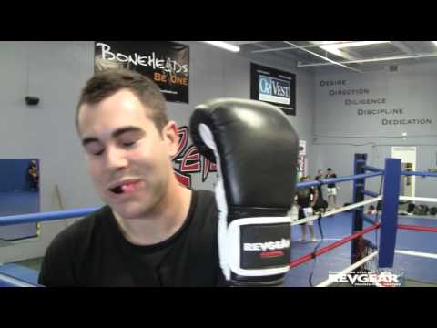 Babalu Sobral MMA training for Dream Light Heavyweight
