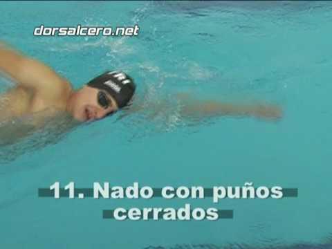 5 - Ejercicios de natación