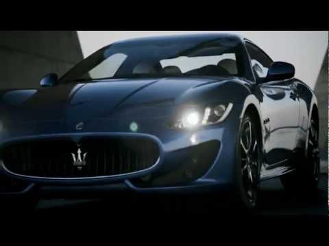 Maserati GranTurismo Sport official video