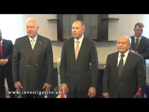 Հայաստանի, Բելառուսի և Ռուսաստանի քննչական կոմիտեների նախագահները պայմանավորվել են ստեղծել քննչական մարմինների ղեկավարների խորհուրդ (Տեսանյութ)