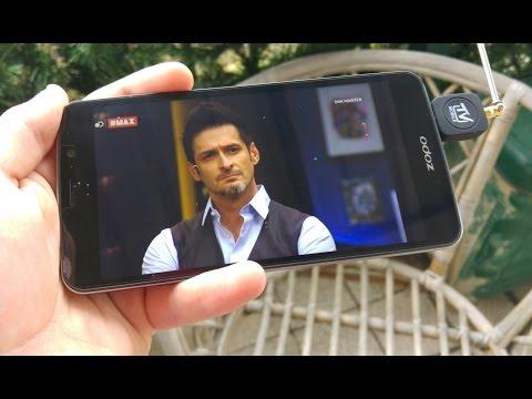 Guardare TV su Android senza internet (DVB-T)