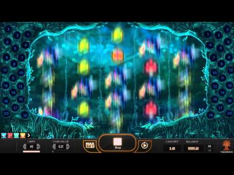 Magic Mushrooms™ slot game by Yggdrasil | Gameplay video by Slotozilla