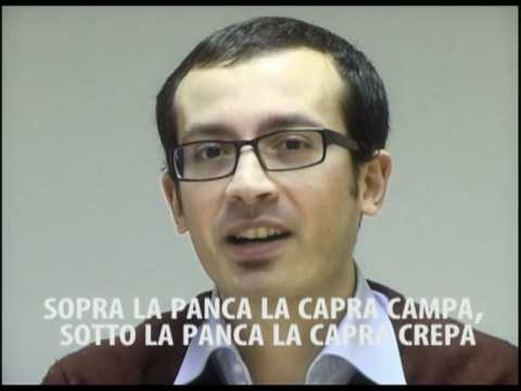 AMES TV - itališka greitakalbė