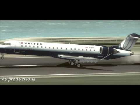 aerosoft - Thanks for Watching. This is a video about the new FSX Add-on from Aerosoft: CRJ NextGen Deluxe Which includes the Bombardier CRJ1000, CRJ900 and the CRJ 700...