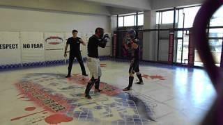 SYROS TEAM Kickboxing MMA