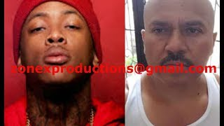 "YG WARNED by Sureños about SadBoy Loko""Free sadboy loko or else we do somethin to u""MUST HEAR!"