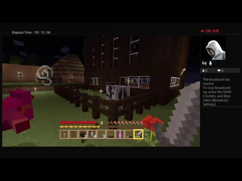 Minecraft the vilage ep 1