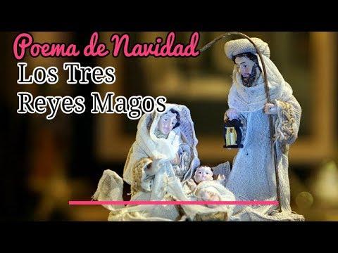 Poemas cortos - POEMA DE NAVIDAD: Los Tres Reyes Magos