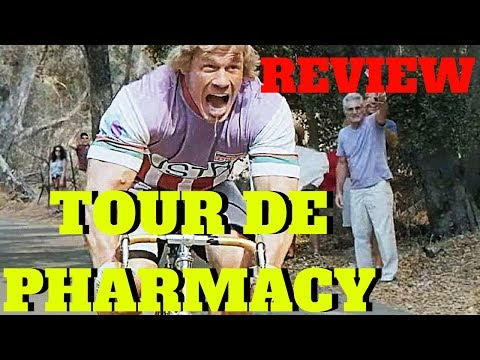 Tour De Pharmacy OFFICIAL Movie Review! HBO