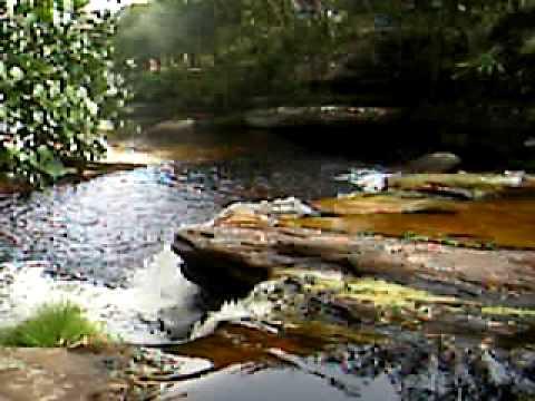 Cachoeira Ponte de Pedra - Sto Antônio do Itambé -MG
