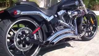 4. New 2014 Harley Davidson Softail Breakout Motorcycles for sale In Tampa, FL
