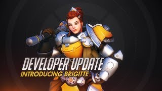 Developer Update | Introducing Brigitte | Overwatch