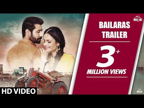Download Video Bailaras (Trailer) Binnu Dhillon | Prachi Tehlan | White Hill Studios | Releasing on  6th Oct
