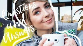 Video Q&A - Life Choices, Trust Issues & Celeb Crushes | Zoella MP3, 3GP, MP4, WEBM, AVI, FLV April 2018