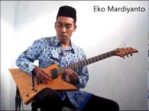 MAJU TAK GENTAR (C. Simanjuntak) Guitar Cover