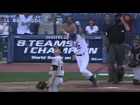 Los Angeles Dodgers - Dodgers greatest moments in baseball history.