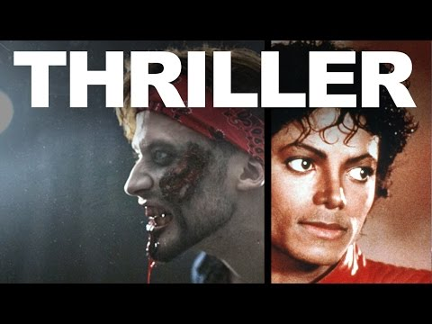 "Michael Jackson  ""Thriller"" Cover by Jonathan Young"