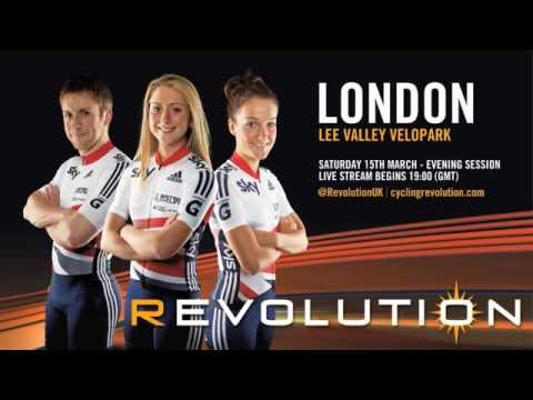 LIVE VIDEO: London Revolution Series, Saturday evening