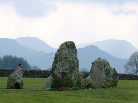 St Johns in the Vale   Castlerigg Stone Circle and Low Rigg | cumbria  Walks