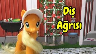 Diş Ağrısı  Ponylerin Maceraları 5.Bölüm  Türkçe My Little Pony İzle
