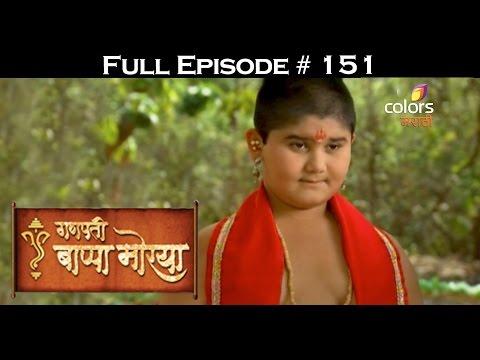 Ganpati-Bappa-Morya--17th-May-2016--गणपती-बाप्पा-मोरया--Full-Episode