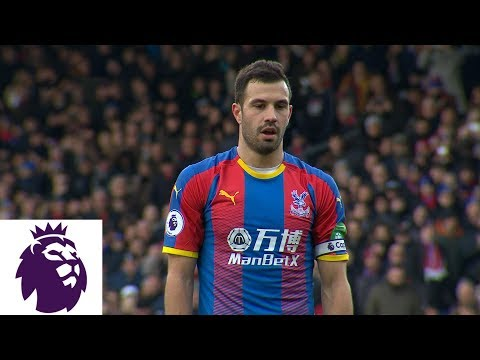 Video: Luka Milivojevic buries PK to put Crystal Palace on top against Fulham   Premier League   NBC Sports