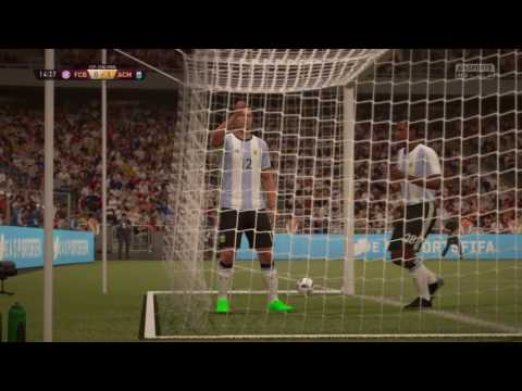 FIFA 17 Pro Clubs - Swipe and Score