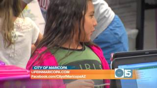 Mayor Price Talks Education in Maricopa on ABC 15