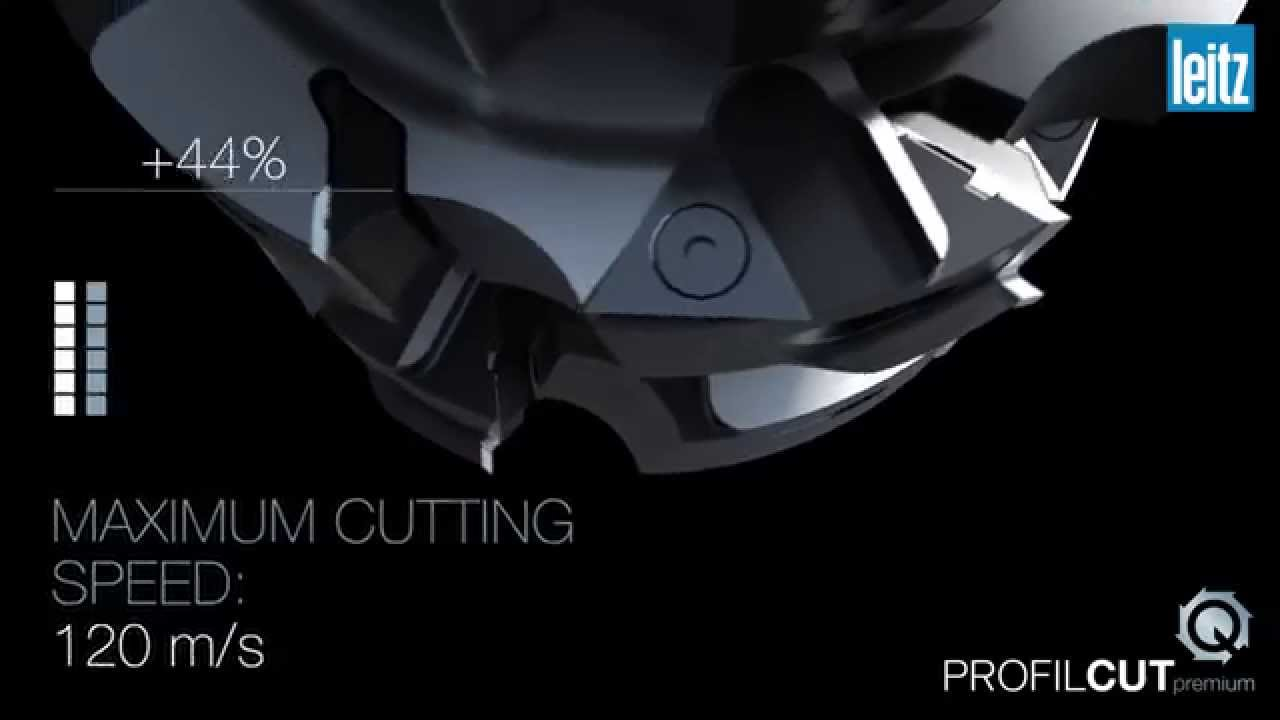 Leitz ProfilCut Q Premium: The quickest profile tooling system in the industry
