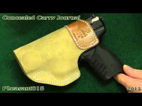 The Holster – Part One, Concealed Carry Journal (